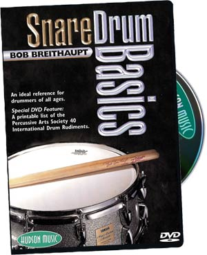 Snare Drum Basics  DVD (320337)
