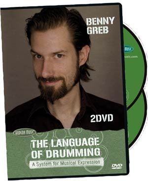 Benny Greb: The Language of Drumming  DVD (320837)
