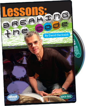 David Garibaldi: Lessons - Breaking the Code  DVD (320838)