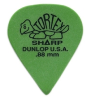 Dunlop Tortex Sharp Picks Players 12 Pack (412P)
