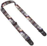Alchemy Gods Of War Polyweb Guitar Strap (50AL05)