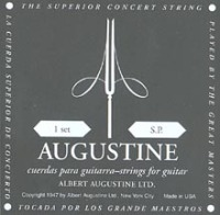 Augustine Black Label Low Tension Classical Guitar Strings Set (522A)