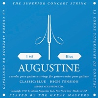 Augustine Blue Label High Tension Classical Guitar Strings Set (525A)