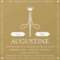 Augustine Imperial Red Label Normal Tension Classical Guitar Strings Set (527A)
