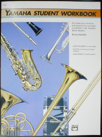 Yamaha Band Student Bk.1 Workbook (5994Y)