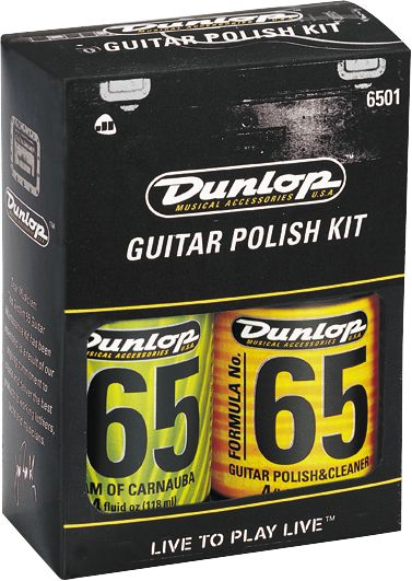 Dunlop Guitar Polish Kit (6501)