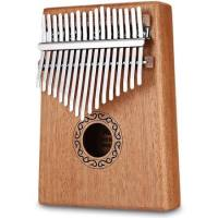 17 Note Kalimba with Tuning Hammer and Carry Bag (930066)