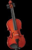 Anton Breton AB-05 Student Violin Outfit - Traditional Red - 1/2 (AB0512)