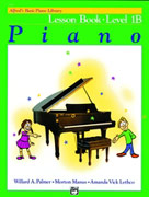 Alfred's Basic Piano Library 1B (ABPL1B)