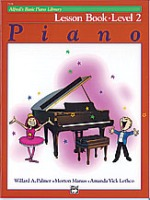 Alfred's Basic Piano Course 2 (ABPL2)