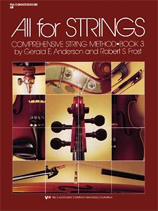 All For Strings Book 3 (AFS3)