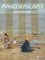 Piano Seascapes 12 Original Piano Pieces Inspired by the Sea By Pam Wedgwood (ALF0571541062)