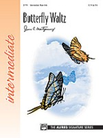 Butterfly Waltz by June C. Montgomery Alfred's Signature Series (ALF20759)