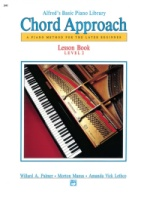 Alfred's Basic Piano: Chord Approach Lesson Book 2 (ALF2645)
