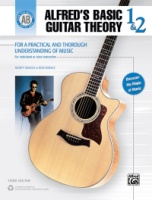 Alfred's Basic Guitar Theory 1 & 2 (ALF28387)