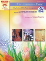 A Jazz-Inspired Easter  8 Sophisticated Solo Piano Arrangements Arr. Craig Curry (ALF36568)