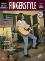 Complete Fingerstyle Guitar Method Complete Edition Book & CD (ALF36612)