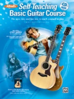 Alfred's Self-Teaching Basic Guitar Course (ALF37304)