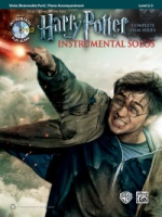 Harry Potter™ Instrumental Solos for Strings Selections from the Complete Film Series - Viola w/ CD (ALF39238)