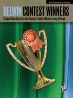 Belwin Contest Winners, Book 4 7 Original Piano Solos from the Libraries of Belwin-Mills and Summy-B (ALF40163)