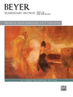 Beyer / Elementary Method for the Piano, Opus 101 (ALF42384)