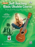 Alfred's Self-Teaching Basic Ukulele Course (ALF44430)