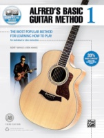 Alfred's Basic Guitar Method 1 (Third Edition) The Most Popular Method for Learning How to Play (ALF45304)