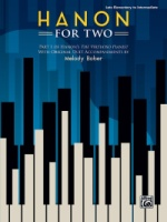 Hanon for Two Part 1 of Hanon's The Virtuoso Pianist with Original Duet Accompaniments by Melody Bob (ALF46273)