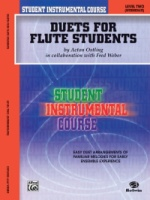 Student Instrumental Course: Duets for Flute Students, Level II (ALFBIC00205A)