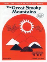 Great Smoky Mountains By David Carr Glover Early Int. Piano Solo (ALFGPS00013)