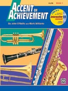Accent On Achievement Book 1 with Enhanced CD (AOA1)