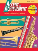 Accent On Achievement Book 2 with Enhanced CD (AOA2)