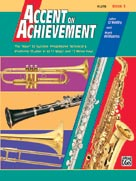 Accent On Achievement Book 3 Band Method (AOA3)