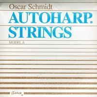 Oscar Schmidt Model A Loop End w/ Eyelet Autoharp Strings (ASA)