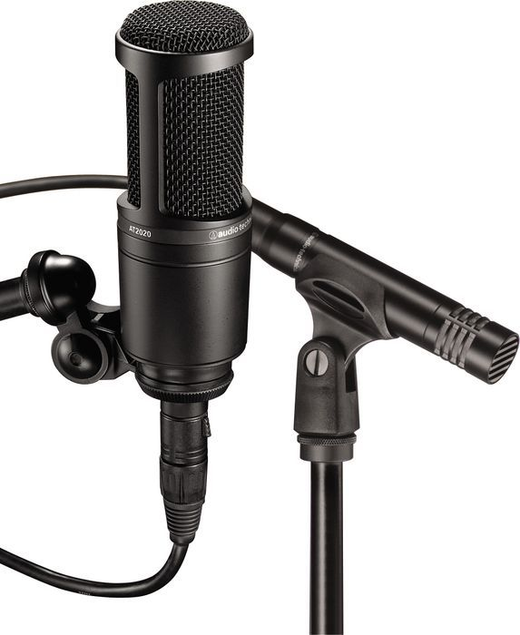 Audio Technica AT2041SP Studio Microphone Recording Pack (AT2041SP)
