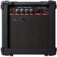 "AXL B15 15W Bass Amplifier 6.5"" Speaker (B15)"