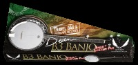 Dean Banjo Pack w/Gig Bag Strap & Pitch Pipe (B3PK)