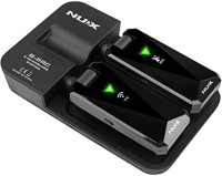 NuX B5RC Rechargeable Guitar Wireless System with Battery Bank (B5RC)