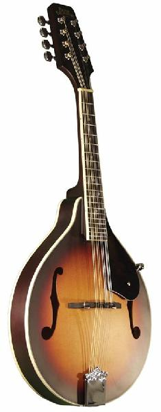 Bean Blossom Satin Finish A-Style Mandolin (BMS4A)