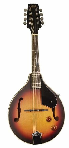 Bean Blossom Satin Finish A-Style Electric Mandolin (BMS4AE)