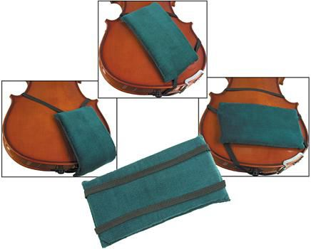 Players Big Softy Shoulder Rest  - Various Colors (BSVP)