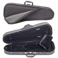 Core Shaped 3/4 Violin Case with Black Velvet Interior (CC39934)