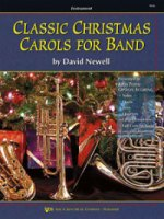 Classic Christmas Carols for Band by David Newell (CCCFB)