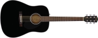 Fender CD-60S Dreadnought Acoustic Guitar (CD60S)