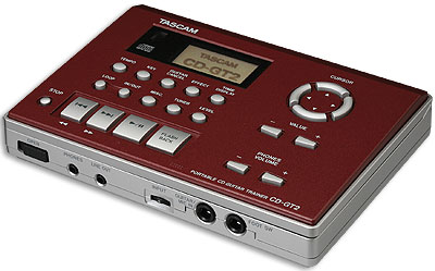 Tascam CD Guitar Trainer (CDGT2)