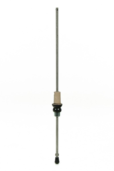 "Ebonized Cello Endpin Assembly with 13"" Rod (CID-1096)"