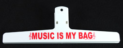 Music Is My Bag Clip (CID-11503)