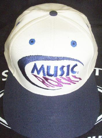 Music Rocks Ballcap (CID-1402)