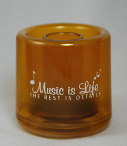 Music Is Life Pencil Caddy (CID-6694)