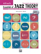 Alfred's Essentials Of Jazz Theory Book & CD (CID-AEJT)